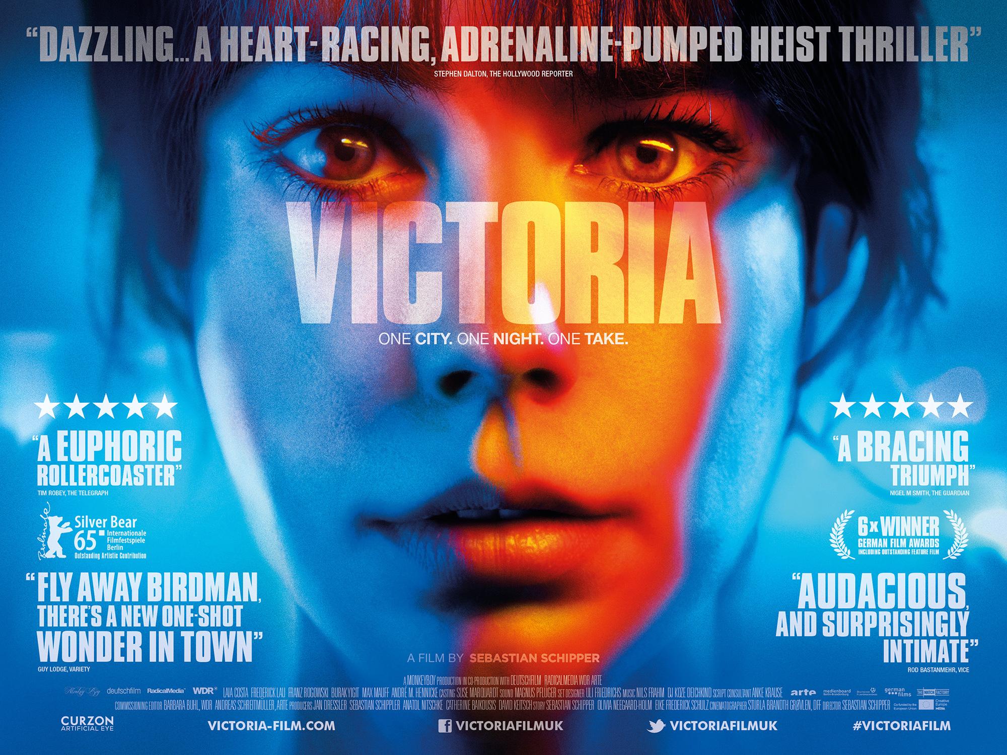 Risultati immagini per victoria film poster