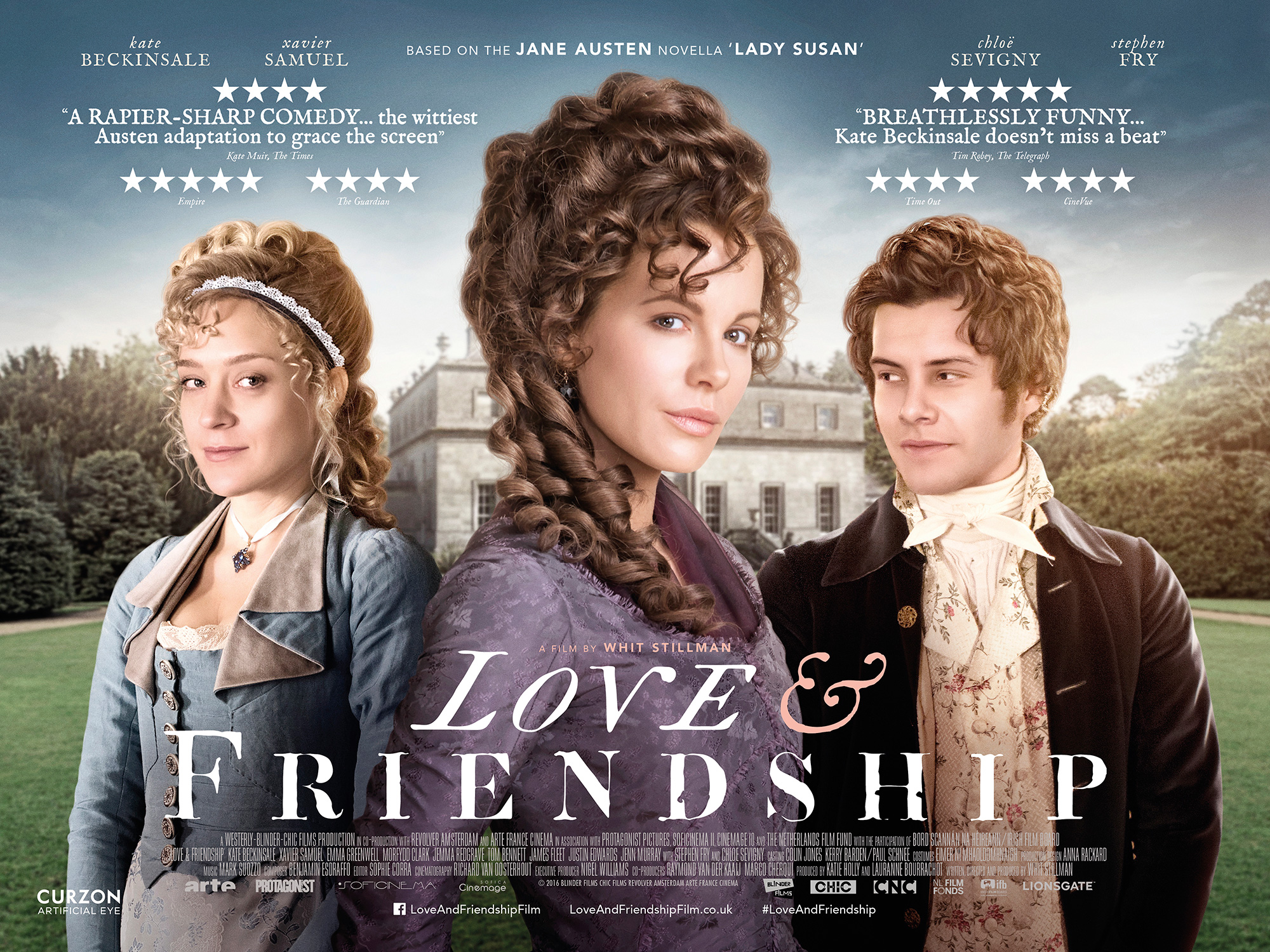 Image result for love and friendship