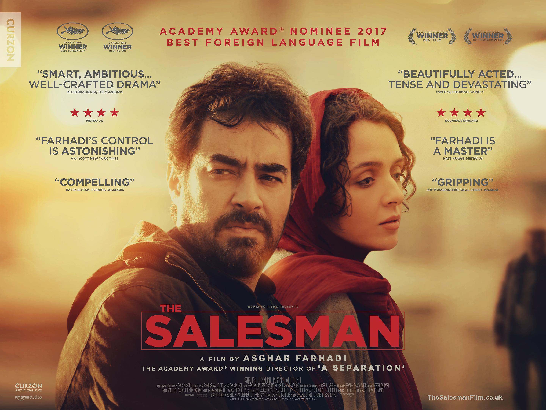 Kuvahaun tulos haulle the salesman film poster