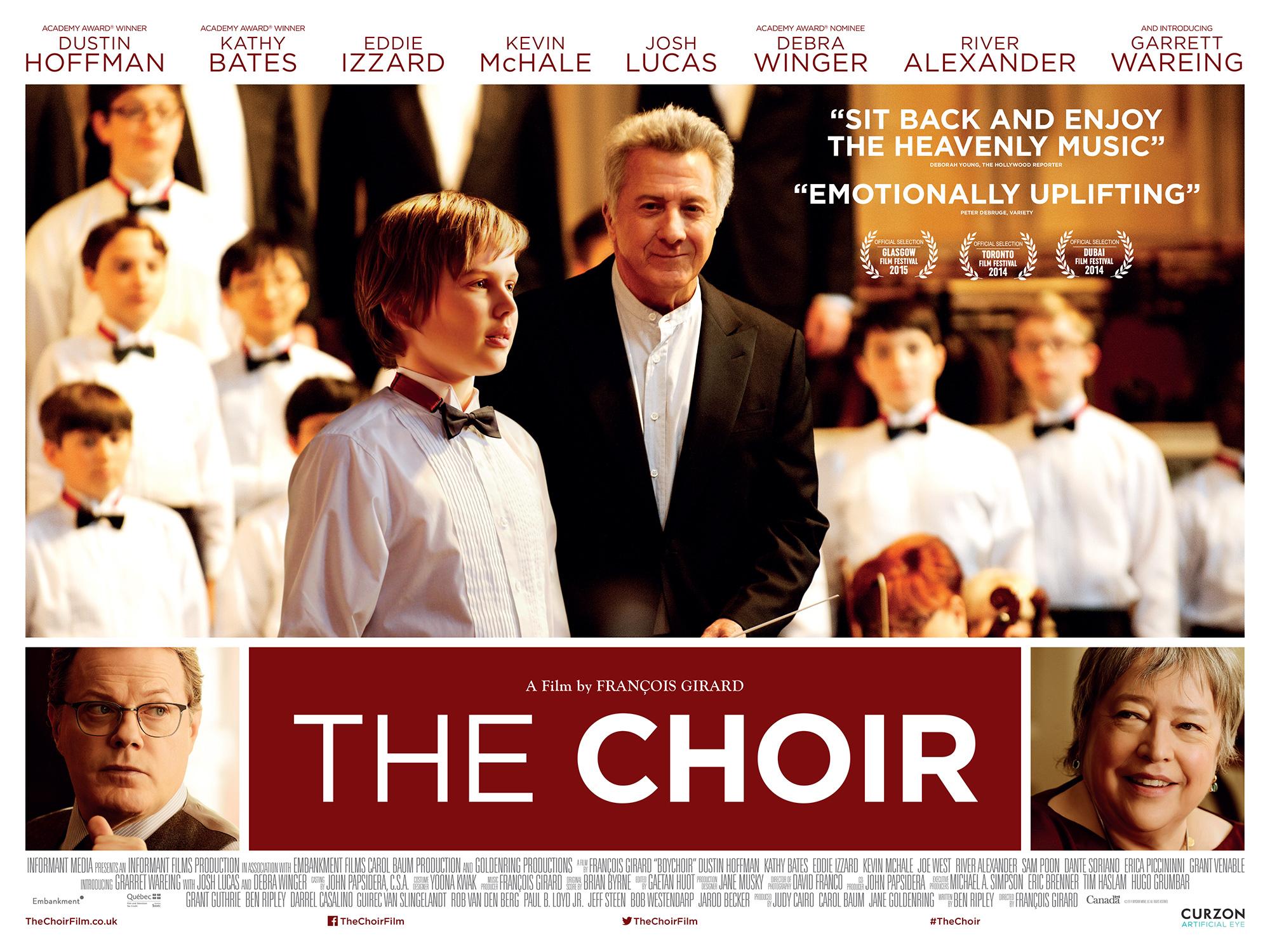 The Choir - Curzon Artificial Eye