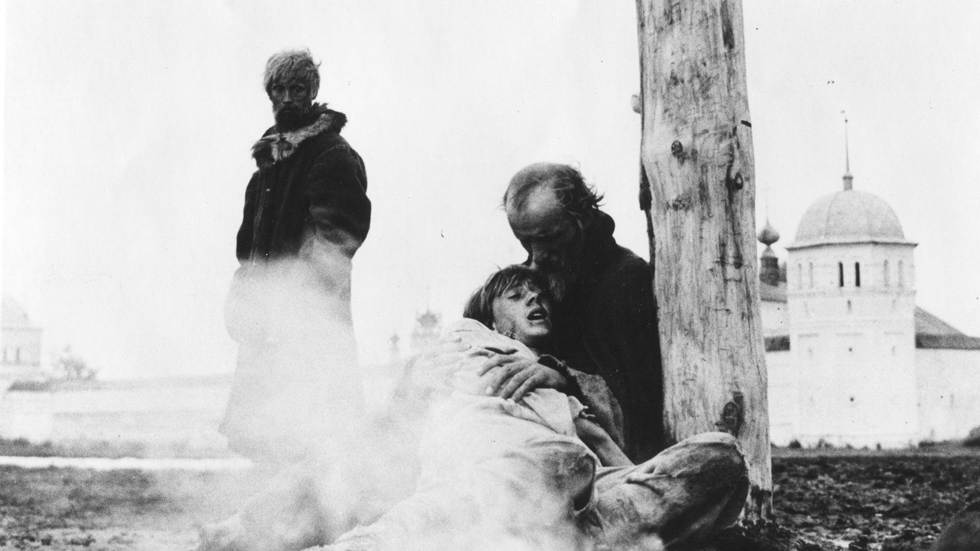 Resultado de imagem para Andrei Rublev