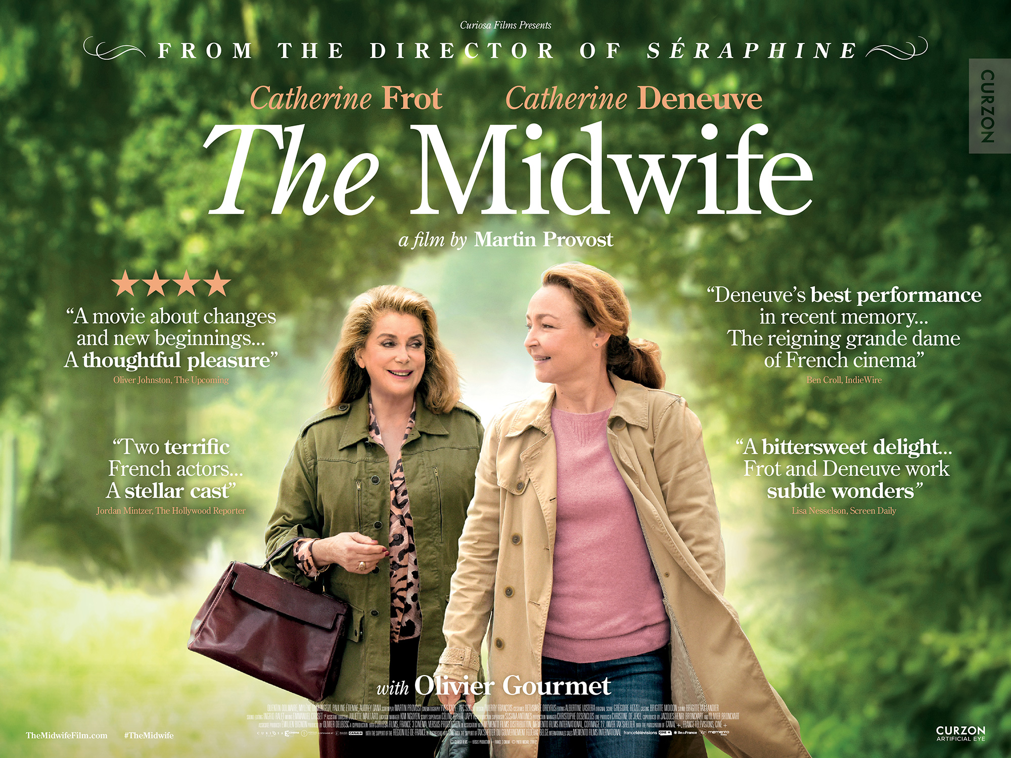 Kuvahaun tulos haulle midwife film poster