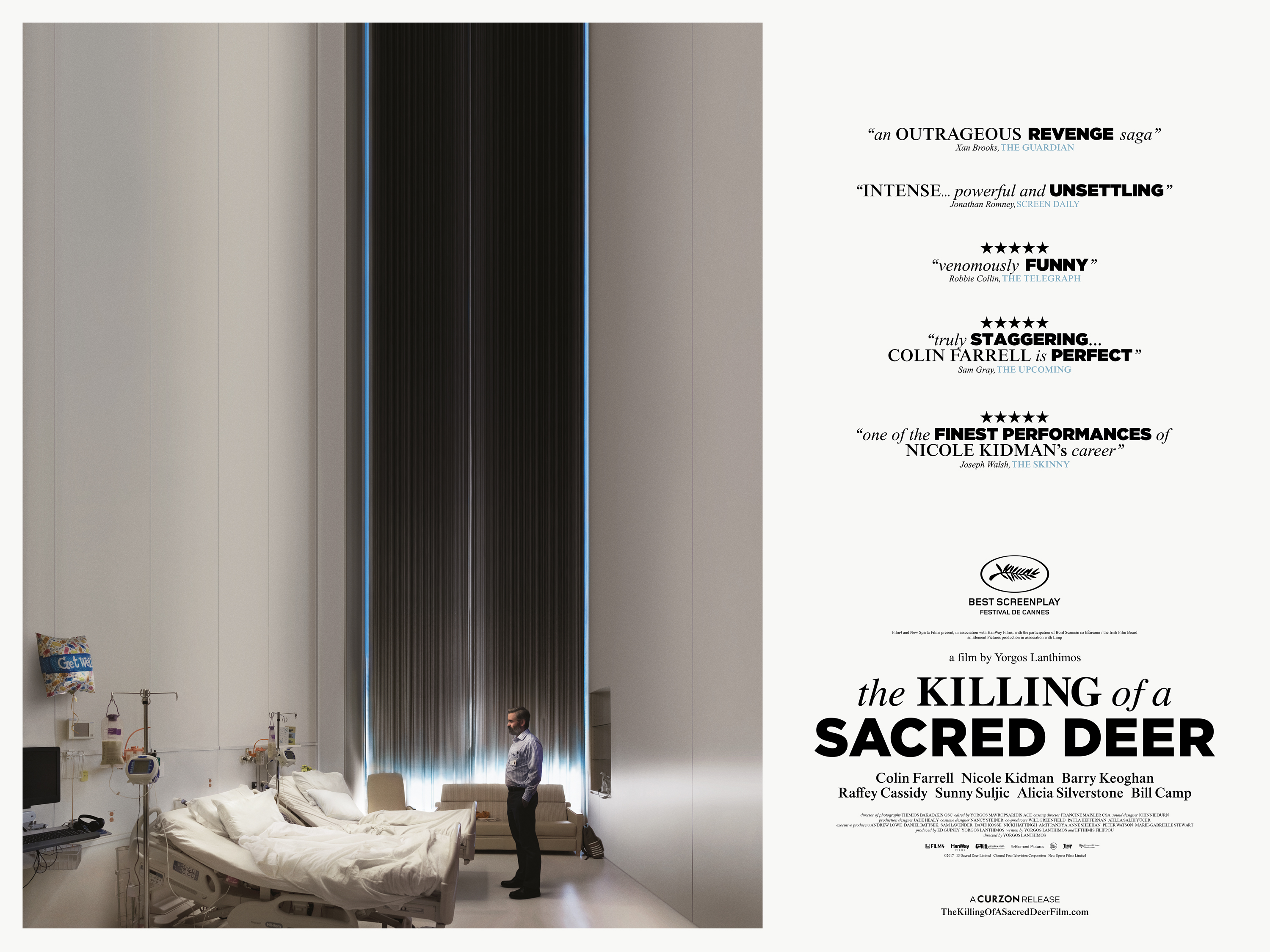 the killing of a sacred deer curzon artificial eye