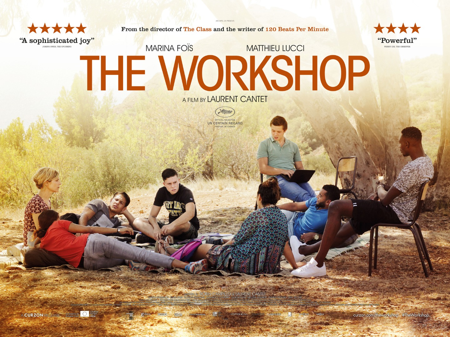 The Workshop - Curzon Artificial Eye